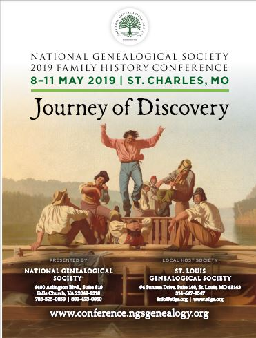 National Genealogical Society Annual Conference